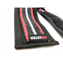 Rubberized knee wraps MASTER 2m with velcro