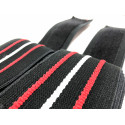 Soft knee wraps MASTER 2m with velcro