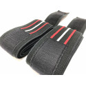 Soft knee wraps MASTER 2,5m with velcro